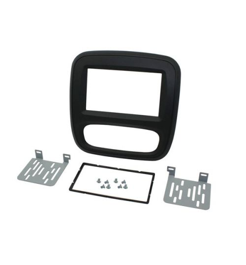 Connects2 Double Din Fascia Fitting Kit For Nissan - CT23NS33