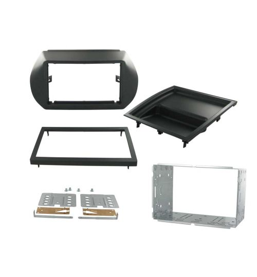 Connects2 Double Din Fascia Fitting Adaptor For Peugeot - CT23PE13
