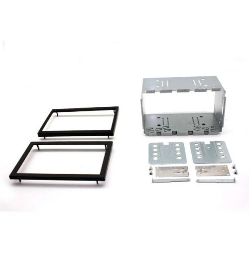 Connects2 Double DIN Stereo Facia Fitting Kit For Saab - CT23SA01