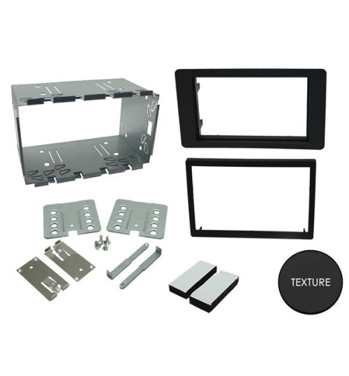 Connects2 Double DIN Stereo Facia Fitting Kit For Saab - CT23SA02