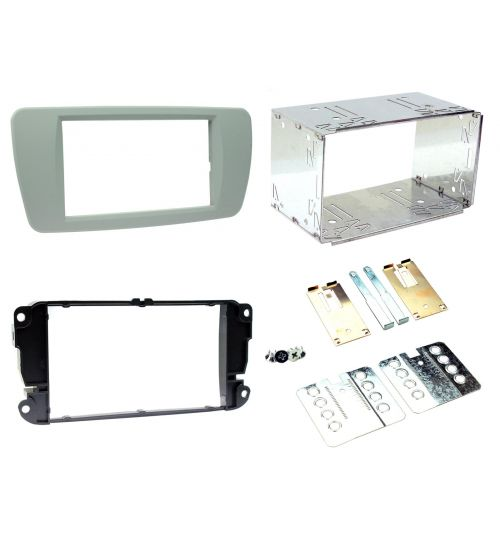 Connects2 Double DIN Stereo Facia Adapter For Seat Ibiza - CT23ST08