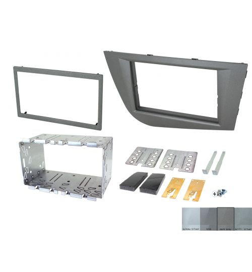 Connects2 Double Din Fascia Fitting Adaptor For Seat - CT23ST20