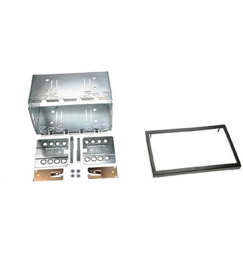 Connects2 Double DIN Stereo Facia Adapter  For Skoda - CT23SK02