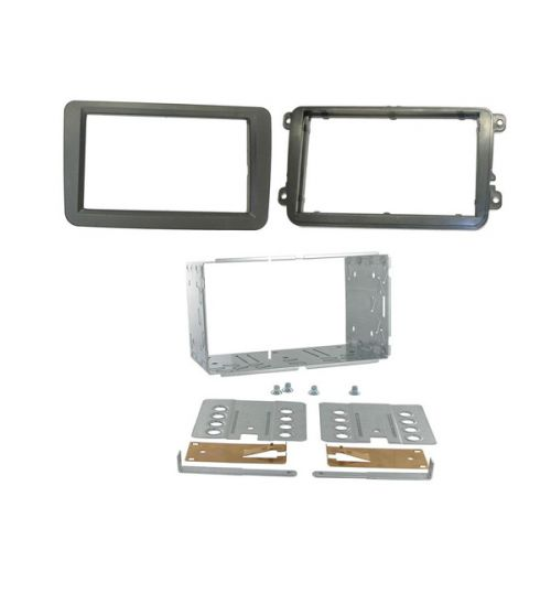 Connects2 Double DIN Stereo Facia Adapter  For Skoda - CT23SK03