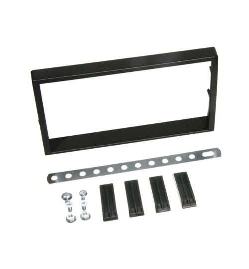 Connects2 Double Din Fascia Fitting Adaptor For SsangYong - CT23SY03
