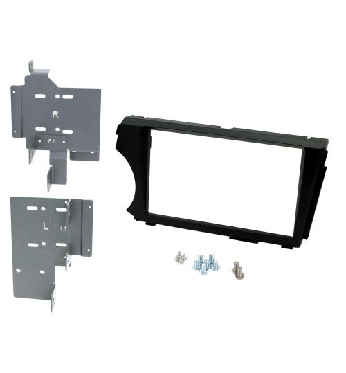 Connects2 Double Din Fascia Fitting Adaptor For SsangYong - CT23SY09