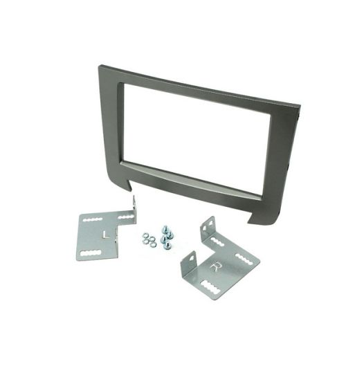 Connects2 Double Din Fascia Fitting Adaptor For SsangYong - CT23SY10