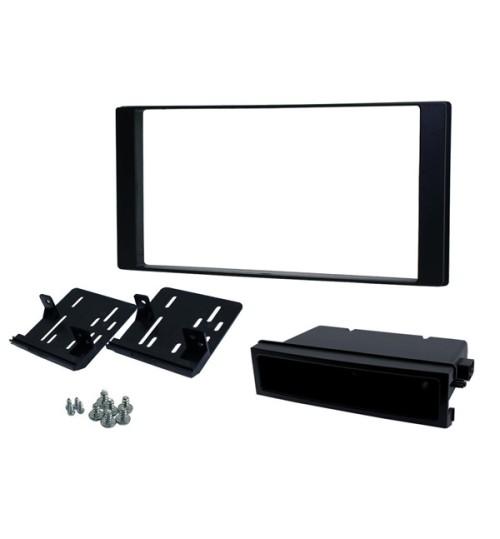 Connects2 Single / Double DIN Stereo Fascia Adapter For Subaru - CT24SU07