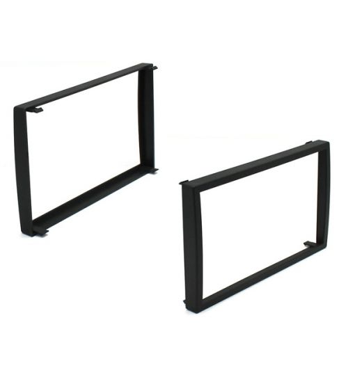 Connects2 Universal Double Din Fascia Plates - CT24UV23