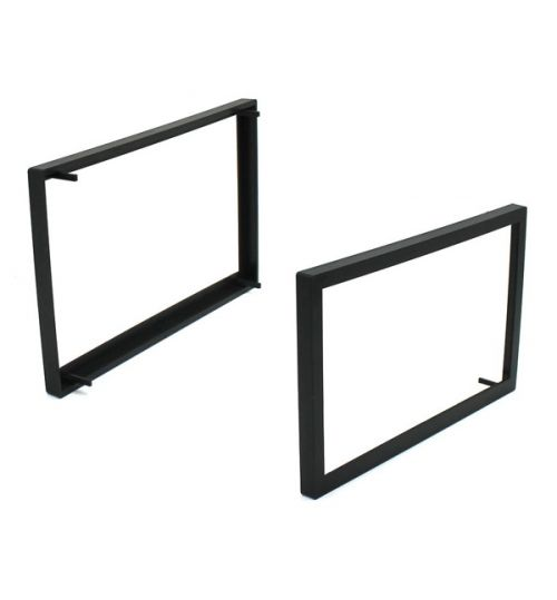 Connects2 Universal Double Din Fascia Plates - CT24UV24