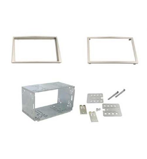 Connects2 Double DIN Stereo Facia Adapter  For Vauxhall - CT23VX06