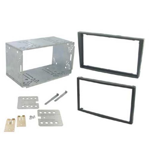 Connects2 Double DIN Stereo Facia Adapter  For Vauxhall - CT23VX11