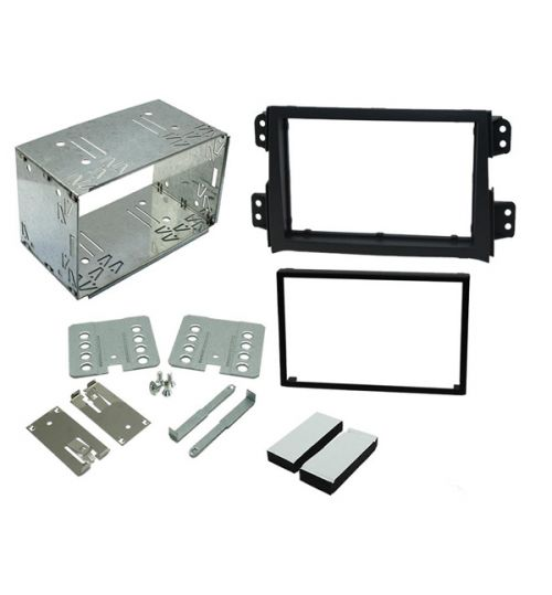 Connects2 Double DIN Stereo Facia Adapter  For Vauxhall - CT23VX20