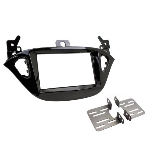 Connects2 Double Din Fascia Fitting Adaptor For Opel / Vauxhall - CT23VX48