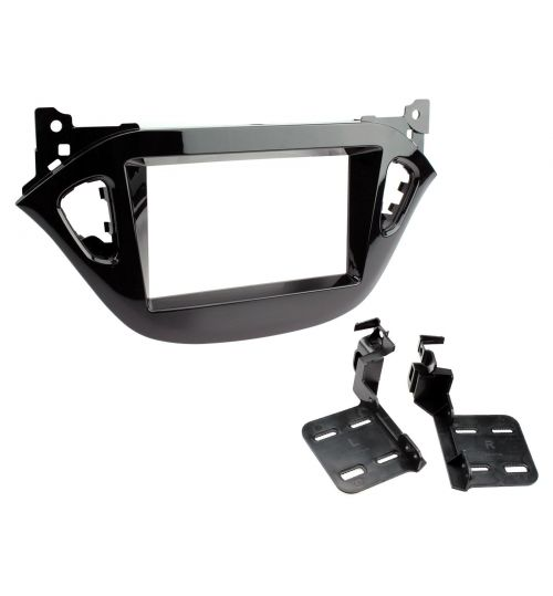 Connects2 Double Din Fascia Fitting Adaptor For Vauxhall - CT23VX57