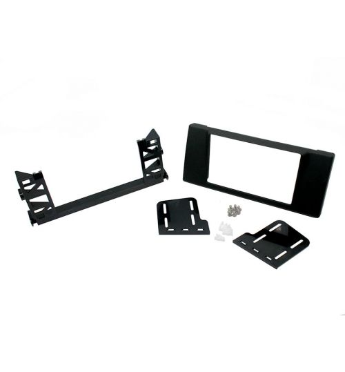 Connects2 Double DIN Stereo Facia Adapter For BMW 5-Series - CT24BM08