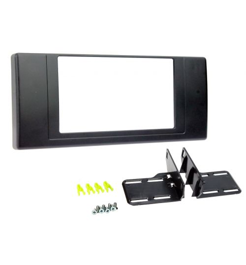 Connects2 Double DIN Stereo Facia Adapter For BMW X5 - CT24BM09