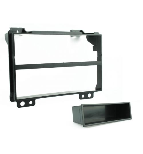 Connects2 Single DIN Stereo Fascia Adapter Black For Ford - CT24FD07