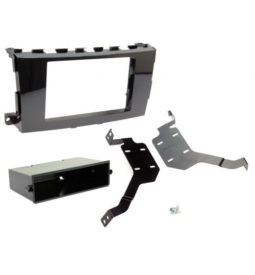 Connects2 Single / Double DIN Stereo Fascia Adapter For Nissan - CT24NS25