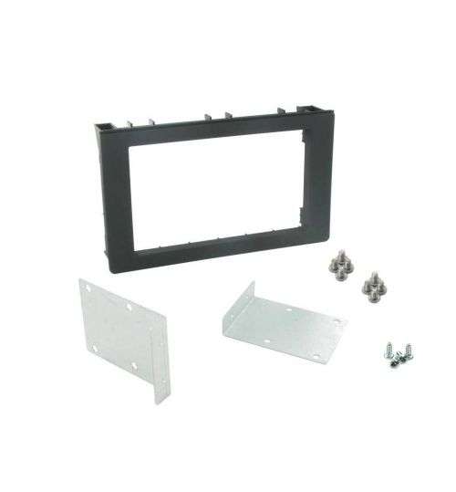 Connects2 Double DIN Stereo Fascia Adapter For Saab 9.3 - CT24SA10