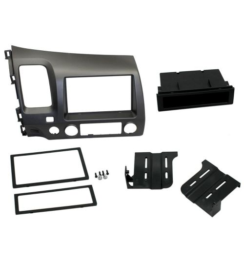 Connects2 Single / Double Din Stereo Fascia Adaptor For Honda - CT24HD16L