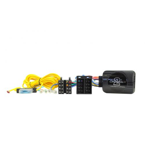 Connects2 Stereo Wiring Harness Adaptor ISO Lead For Mercedes - CT51-MC04