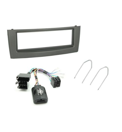 Connects2 Car Stereo Fitting Kit Single DIN Facia Radio Installation For Fiat - CTKFT03