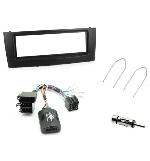 Connects2 Car Stereo Fitting Kit Single DIN Facia Radio Installation For Fiat - CTKFT06