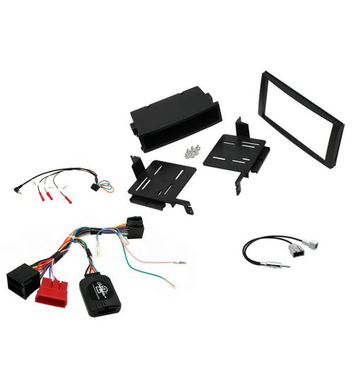 Connects2 Car Stereo Fitting Kit Double DIN Facia Radio Installation For Hyundai - CTKHY04