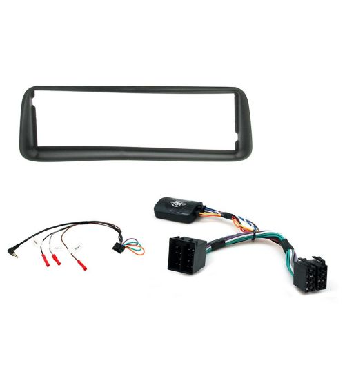 Connects2 Car Stereo Fitting Kit Single DIN Facia Radio Installation For Peugeot - CTKPE01