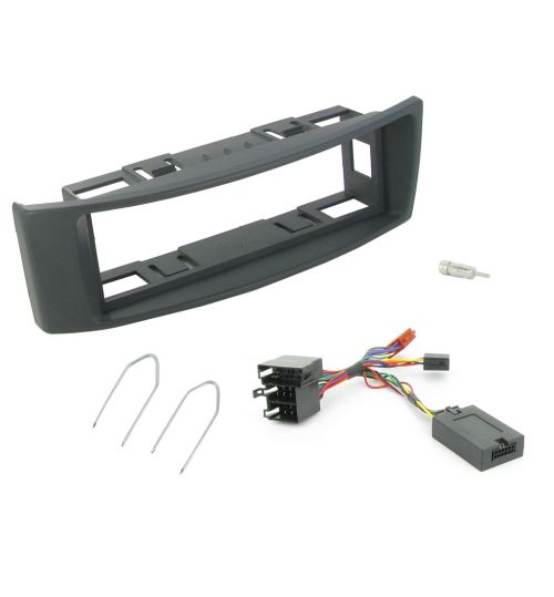 Connects2 Car Stereo Fitting Kit Single DIN Facia Radio Installation For Renault - CTKRT03
