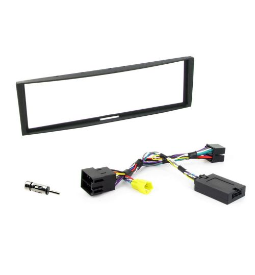 Connects2 Car Stereo Fitting Kit Single DIN Facia Radio Installation For Renault - CTKRT04