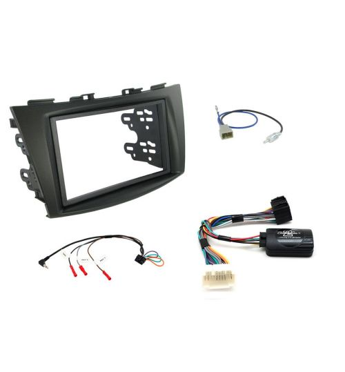 Connects2 Car Stereo Fitting Kit Double DIN Facia Radio Installation For Suzuki - CTKSZ02