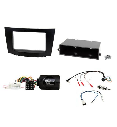 Connects2 Car Stereo Fitting Kit Single / Double DIN Facia Radio Installation For Suzuki - CTKSZ04