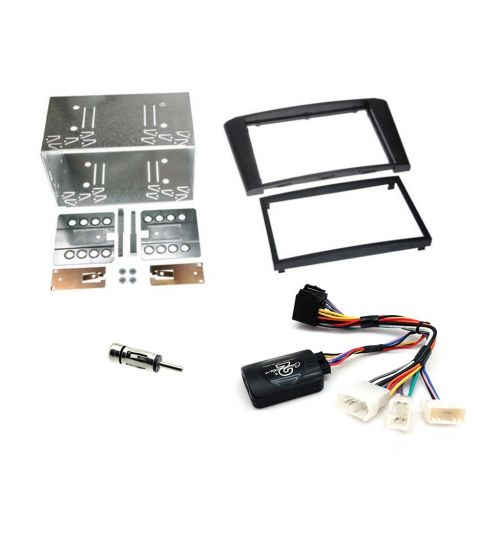 Connects2 Car Stereo Fitting Kit Double DIN Facia Radio Installation For Toyota - CTKTY12