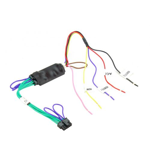 Connects2 Steering Wheel Control Stereo Patch Lead - CTSMARTLEAD