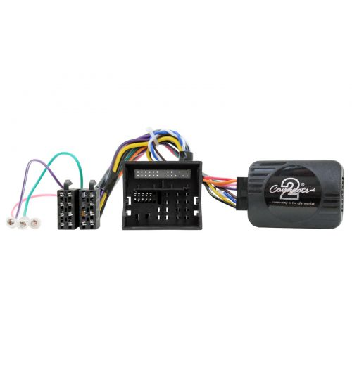 Connects2 Steering Wheel/Stalk Interface For Audi - CTSAD004.2