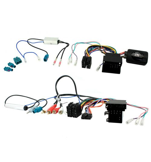 Connects2 Steering Wheel/Stalk Interface Aerial Included For Audi - CTSAD00C.2AA