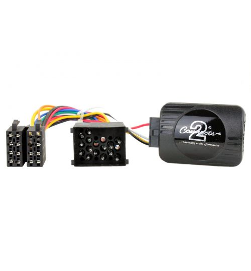 Connects2 Steering Wheel/Stalk Interface For BMW - CTSBM003.2
