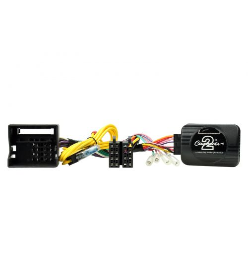 Connects2 Steering Wheel/Stalk Interface For BMW - CTSBM005.2