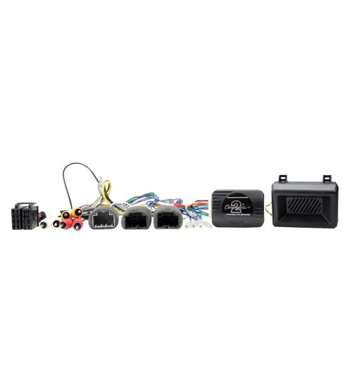 Connects2 Steering Wheel/Stalk Interface For Buick - CTSBU002
