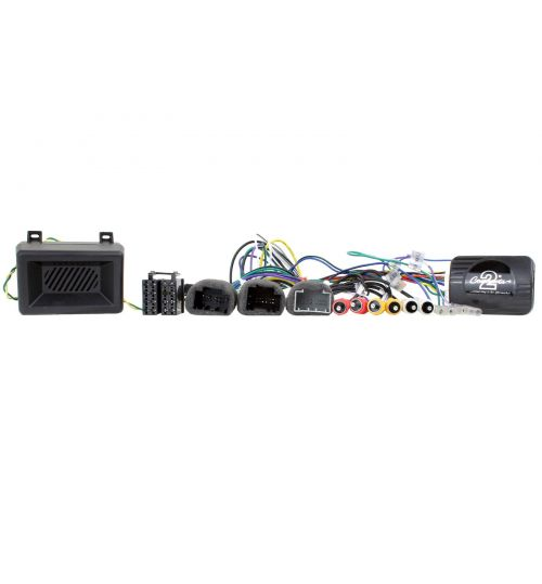 Connects2 Steering Wheel/Stalk Interface For Chevrolet - CTSCV006