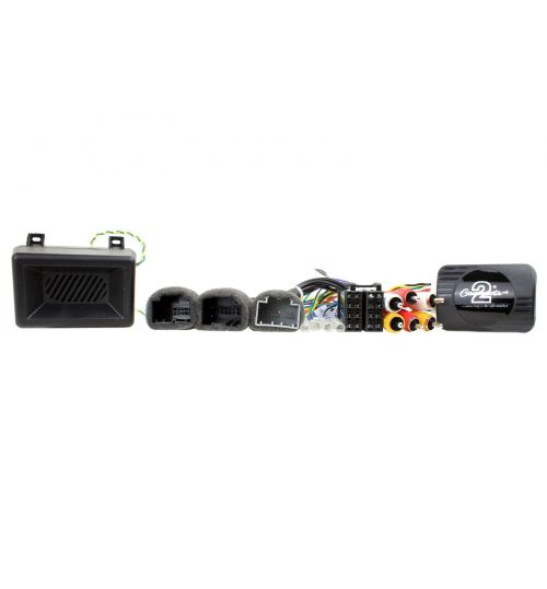 Connects2 Steering Wheel/Stalk Interface For Chevrolet - CTSGM002