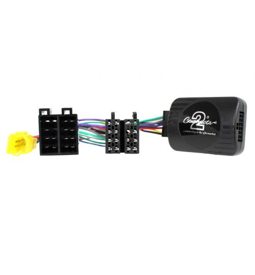 Connects2 Steering Wheel/Stalk Interface For Dacia - CTSDC001.2