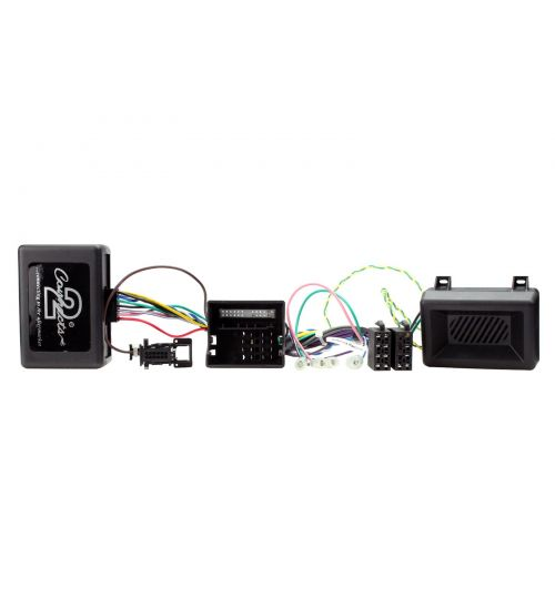 Connects2 Steering Wheel/Stalk Interface For Ford - CTSFO011