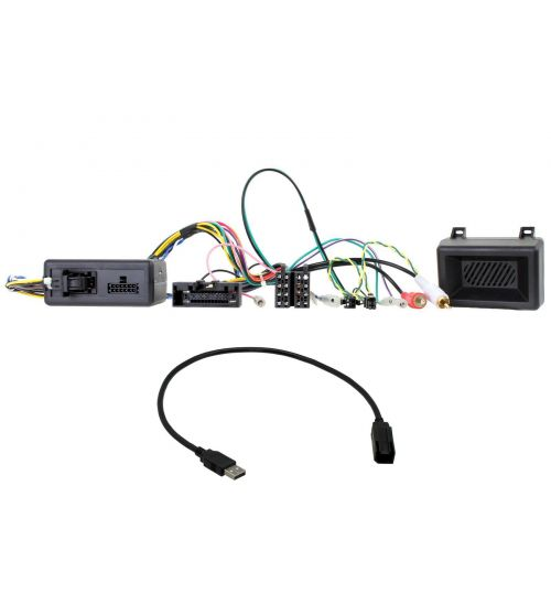 Connects2 Steering Wheel/Stalk Interface For Ford - CTSFO017.2