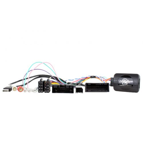 Connects2 Steering Wheel/Stalk Interface For Ford - CTSFO018.2