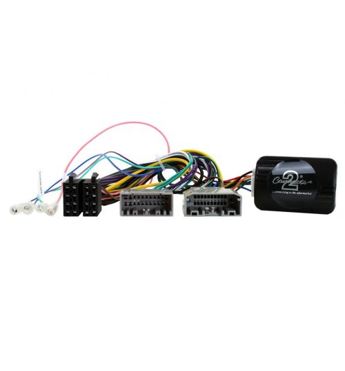 Connects2 Steering Wheel/Stalk Interface For Jeep - CTSJP00C