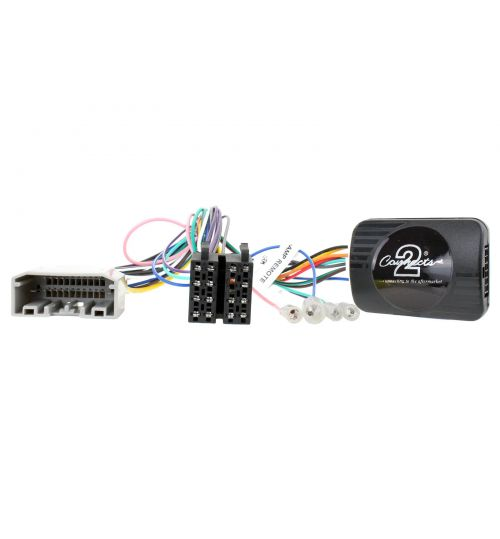 Connects2 Steering Wheel/Stalk Interface For Jeep - CTSJP001