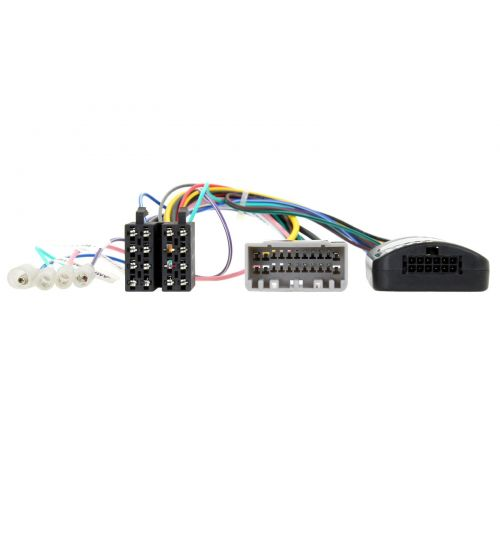 Connects2 Steering Wheel/Stalk Interface For Jeep - CTSJP002